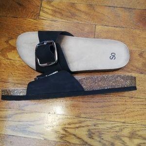 SO brand sandals